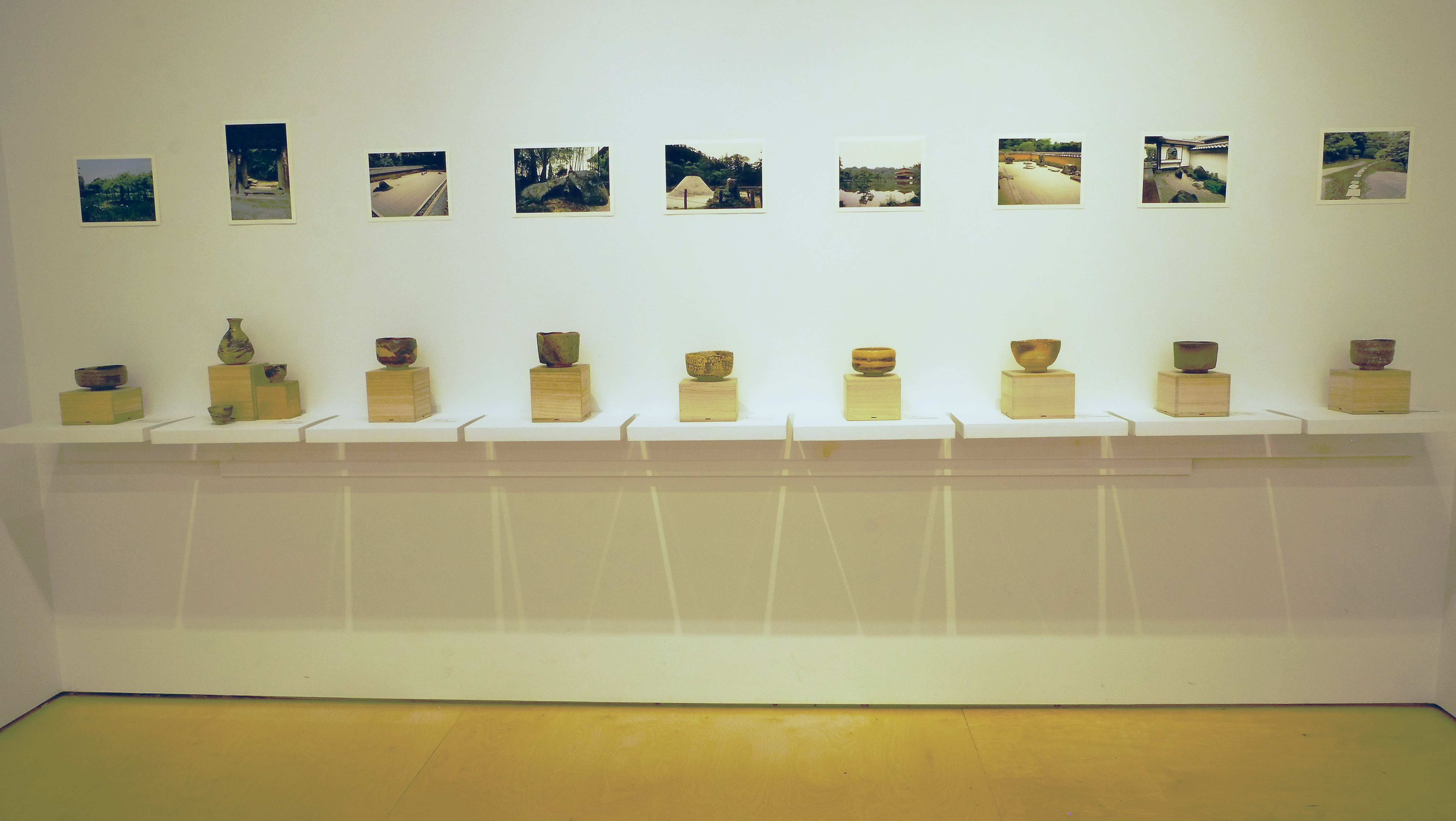 Form Being Foreseen: Pots of Place (gallery view 2)   2016
