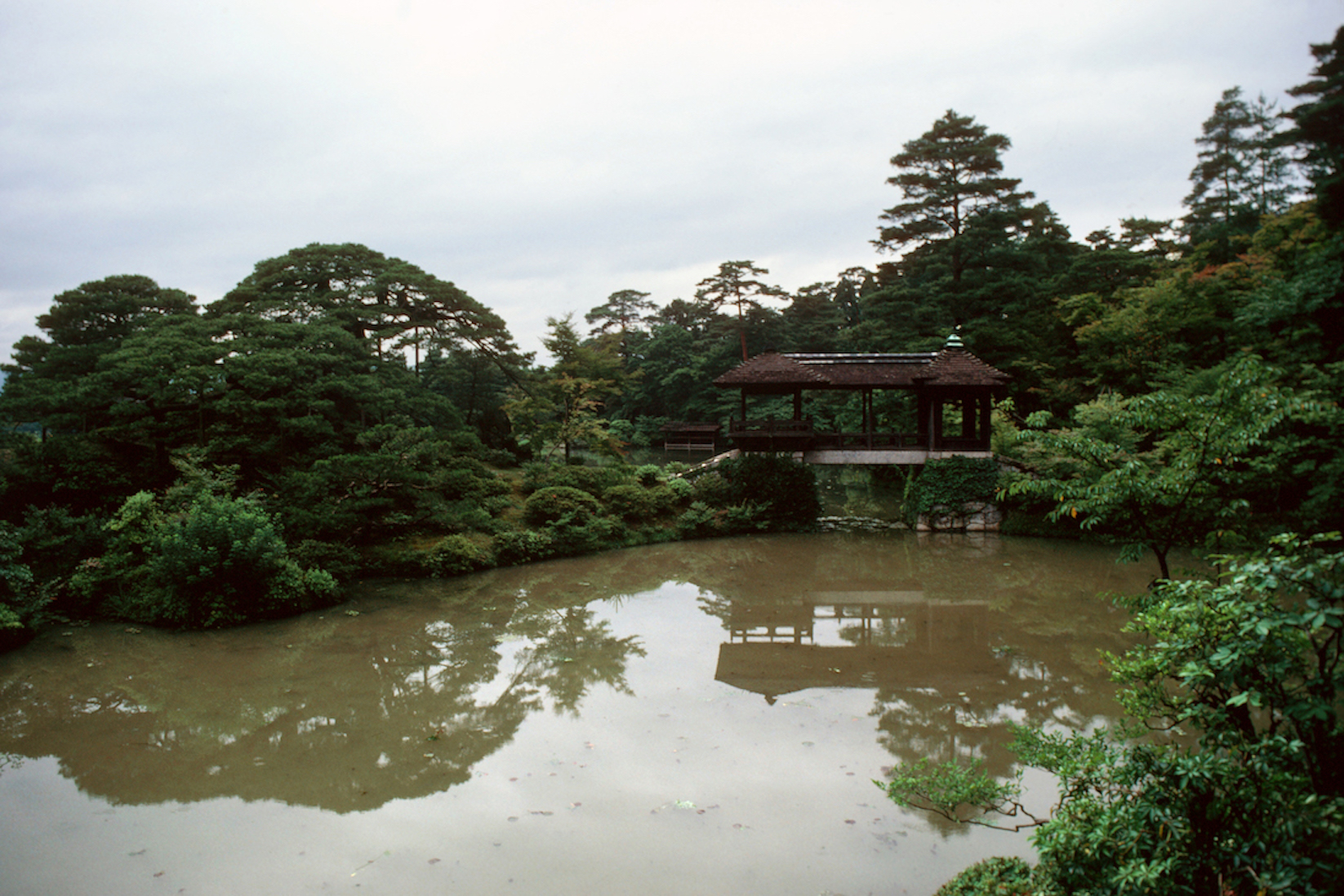 2015GL#14Shugakuin KyotoBridge1980Photo 3l0354