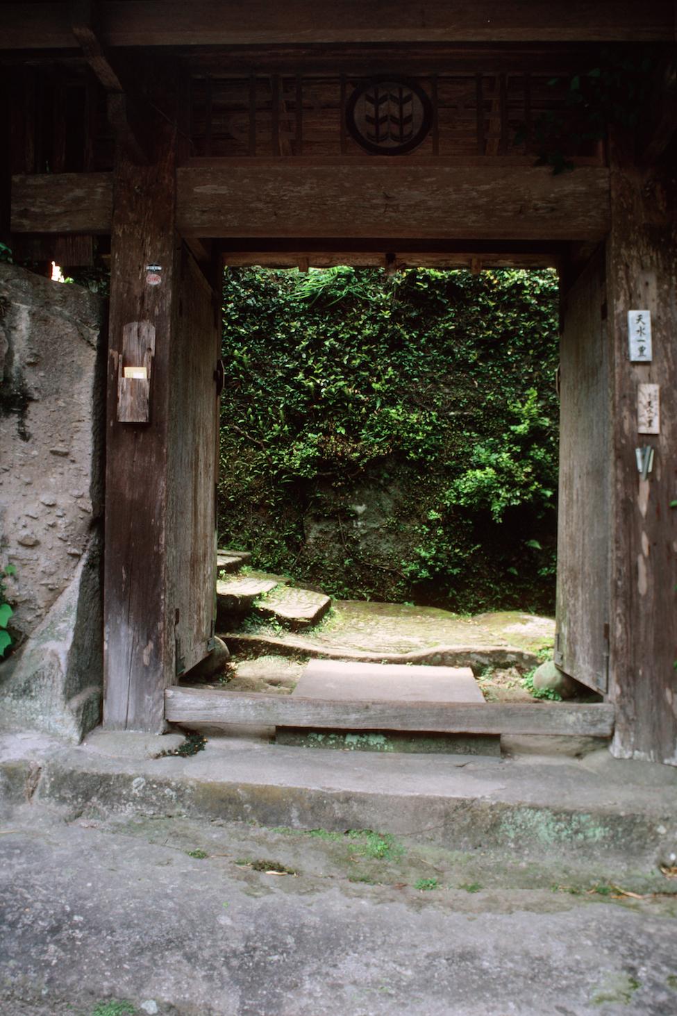 2015GL#21Amamizu tei-en Gate Shibushi Kagoshima21-37-731