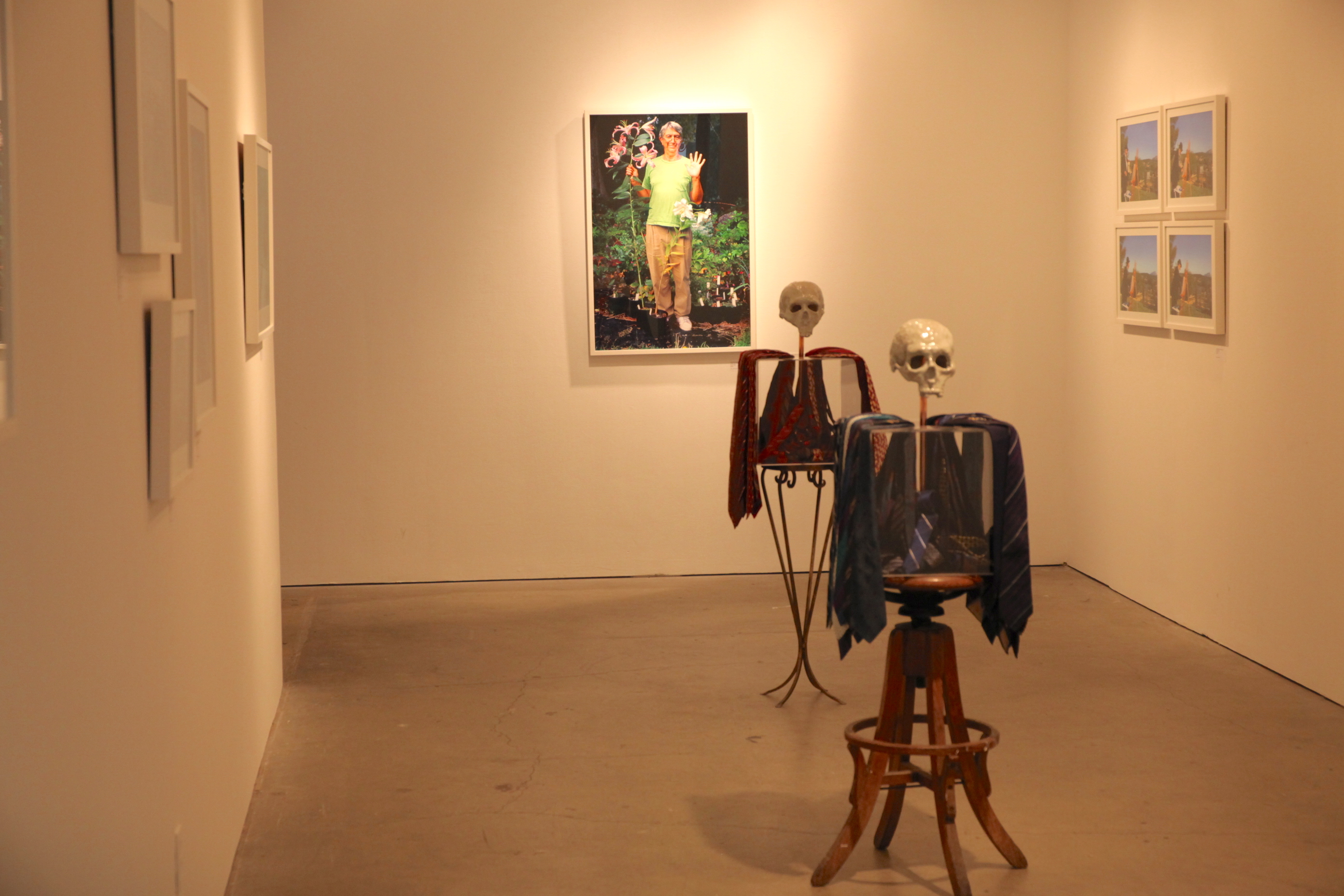 The Artist As A Fraud, 2012 (view 1) | Trench Contemporary Art, Vancouver