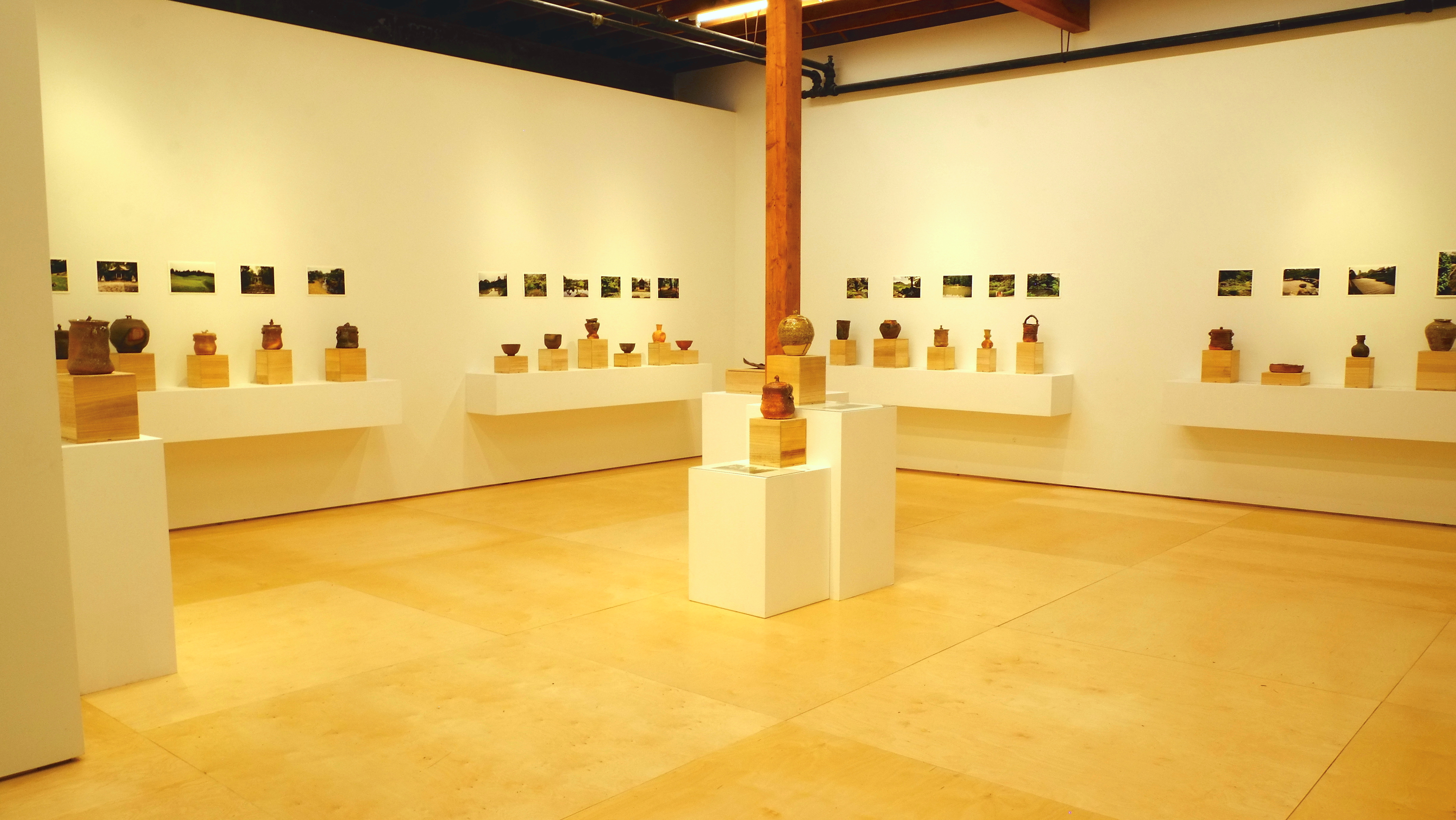 Form Being Foreseen: Pots of Place (gallery view 1) | 2016